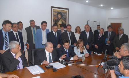 Diputados brindaron precisiones respecto del plazo otorgado al Dr. Felipe Álvarez