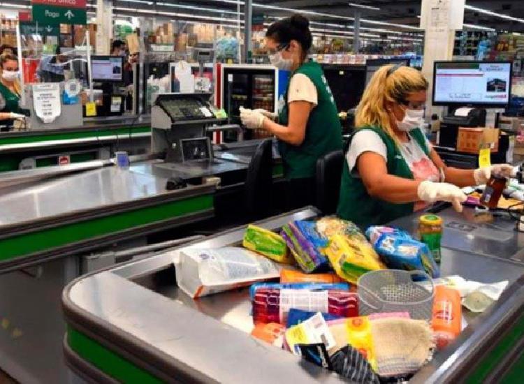 El próximo lunes no habrá actividad comercial por el Día del Empleado de Comercio