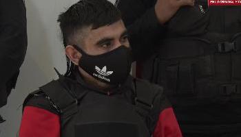 """""""Kike"""" Gaitán fue condenado a 41 años de prisión efectiva"""